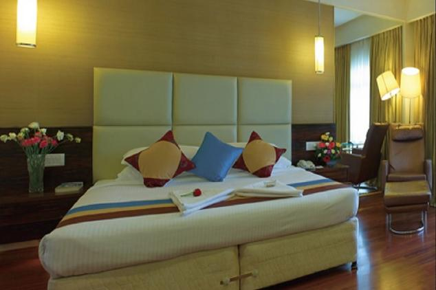 Executive Rooms in Hotel Bliss