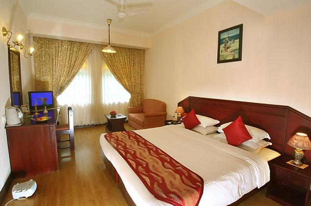 Deluxe Rooms in Hotel Bliss