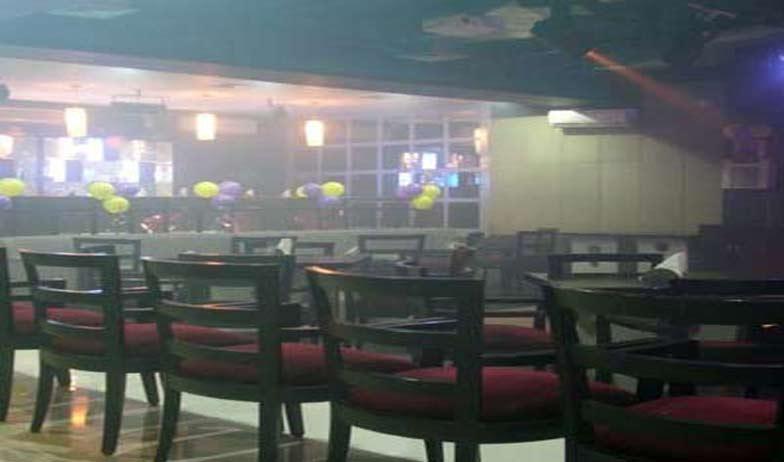 Restaurant in Hotel Brahmaputra Ashok