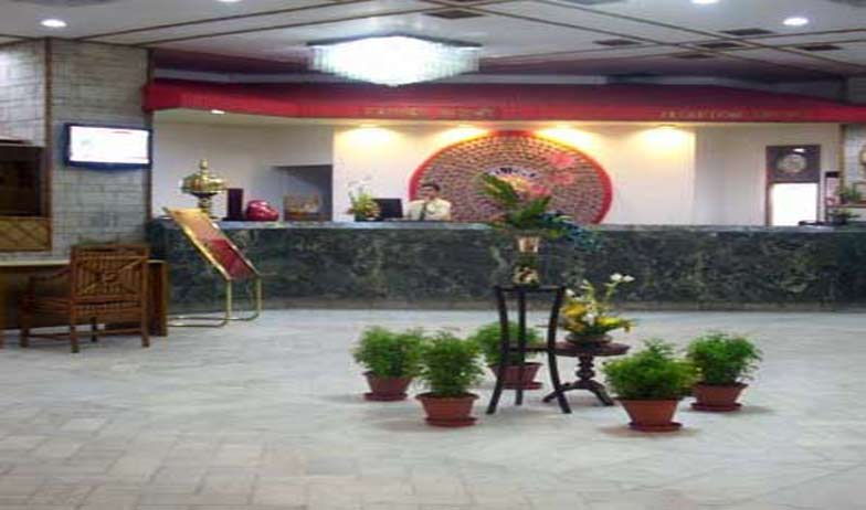 Reception in Hotel Brahmaputra Ashok
