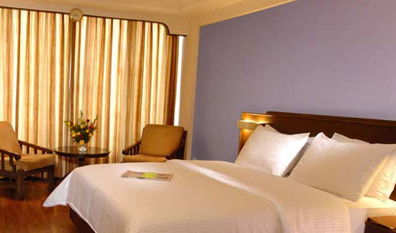 Executive Rooms in Hotel CAG Pride