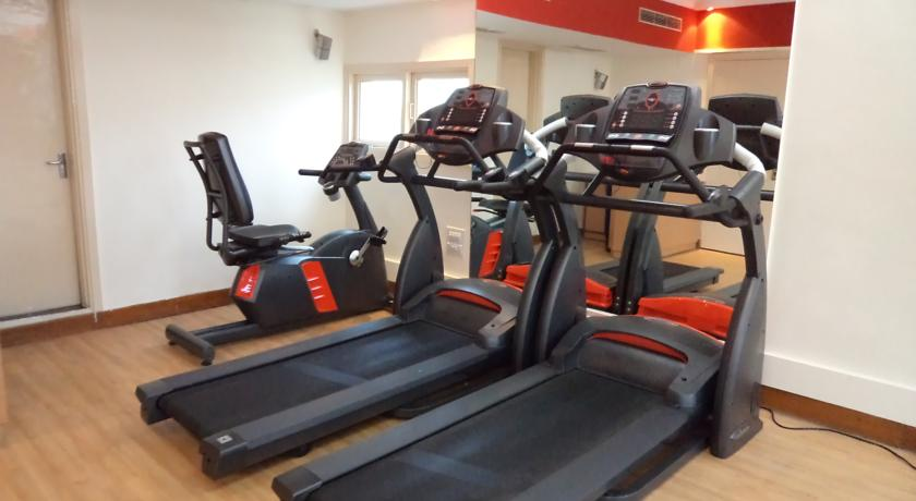 Gym2 in Hotel Cama Park Plaza