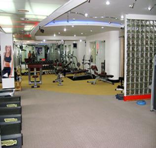 Gym in Hotel Celebrity Boutique