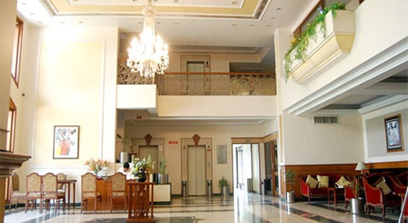 Reception in Hotel Central Park In Gwalior