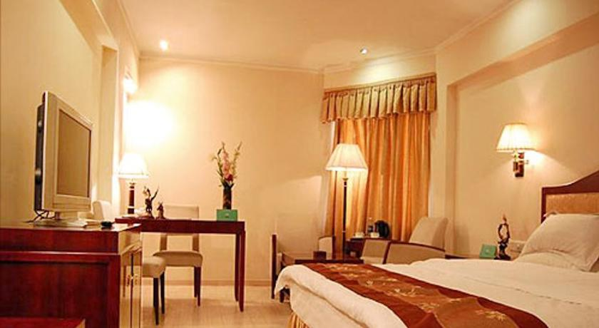 Grand Suite in Hotel Central Park In Gwalior