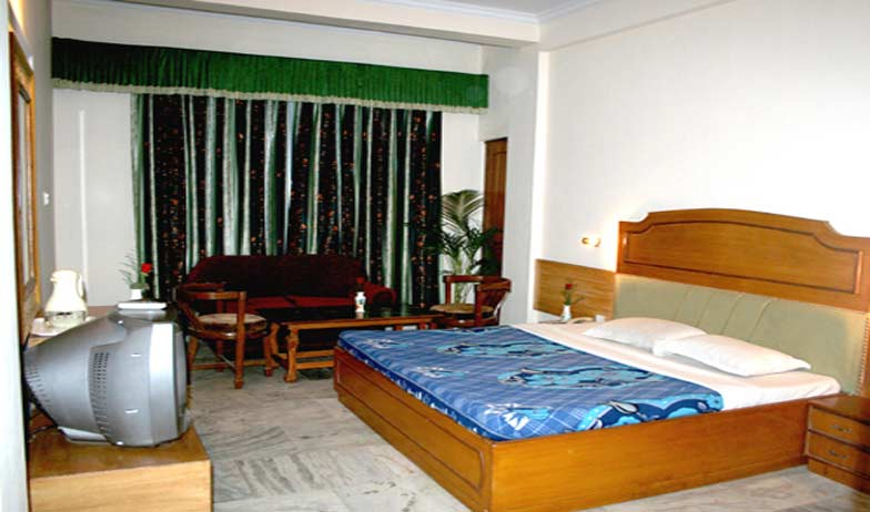 Standard Rooms in Hotel Chanakya Agra