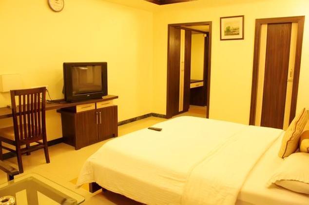 Suite in Hotel Cidade De