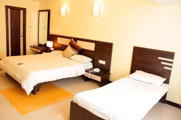 Deluxe in in Hotel Cidade De