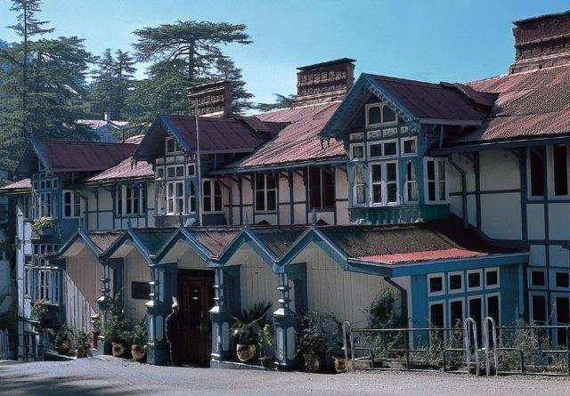 Hotel Clarke's, Shimla