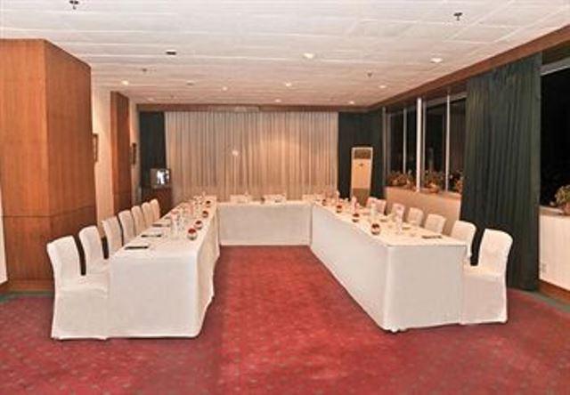 Meeting in Hotel Clarke's, Shimla