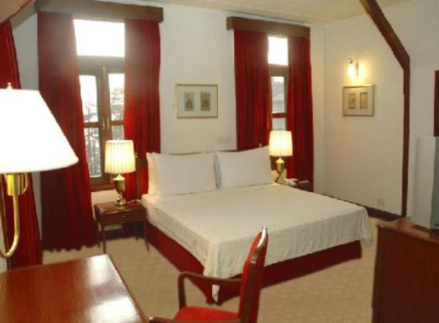 Super Deluxe in Hotel Clarke's, Shimla