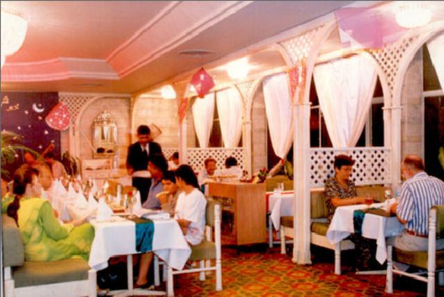 Dinin3 in Hotel Clarks Avadh, Lucknow