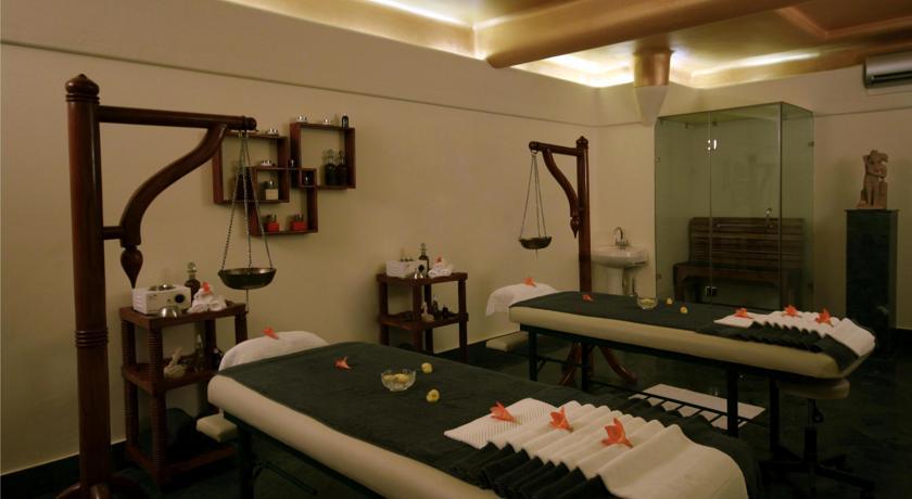 Spa in Hotel Clarks, Khajuraho