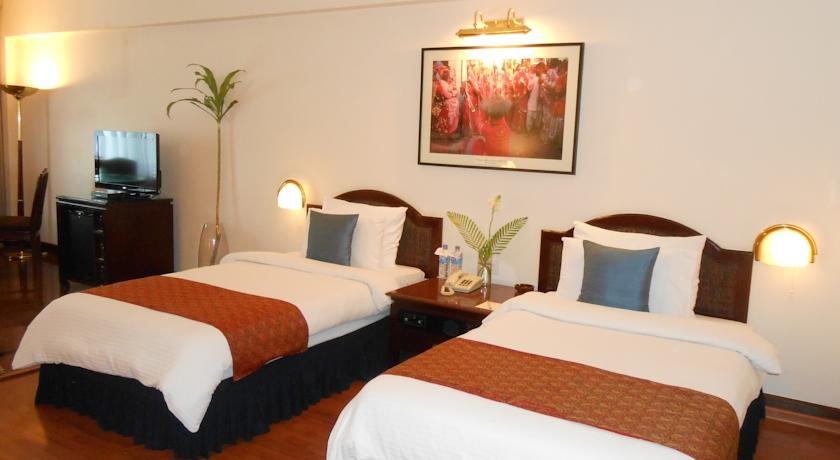 Deluxe Rooms in Hotel Clarks, Varanasi