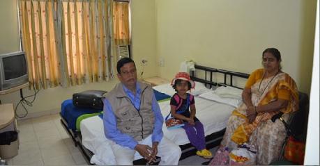 Femily Room in Hotel Classic, Aurangabad