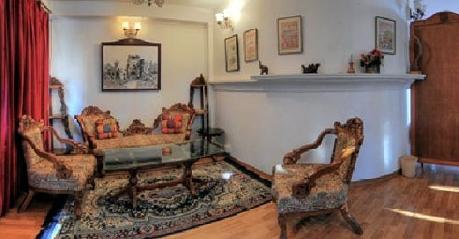 Suite Room in Hotel Cloud End Villa