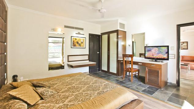 Luxury Room in Hotel Combermere, Shimla