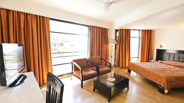 Suite Room in Hotel Combermere, Shimla
