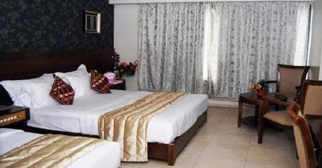 Deluxe Rooms in Hotel Comfort Inn, Shirdi