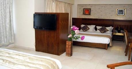 Paradise Suite in Hotel Comfort Inn, Shirdi