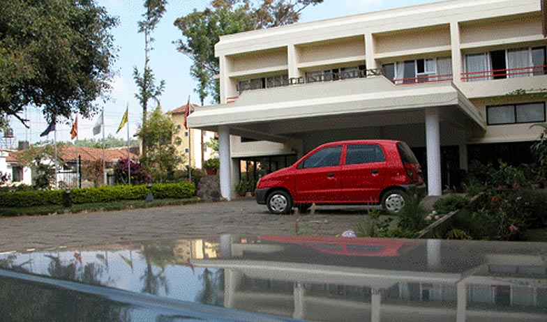 Hotel Coorg International2