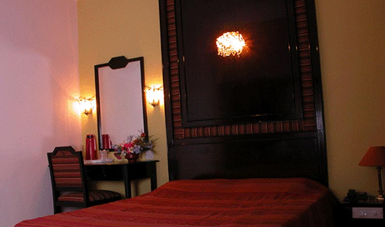 Deluxe in Hotel Coorg International