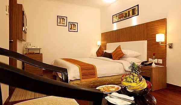 Suite Room in Hotel Crossroads, Gurgaon