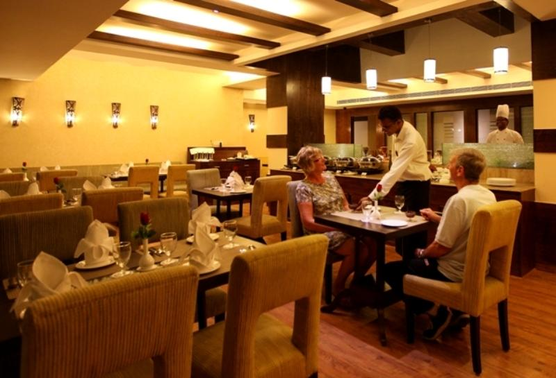 Dining2 in Hotel Crossroads, Gurgaon