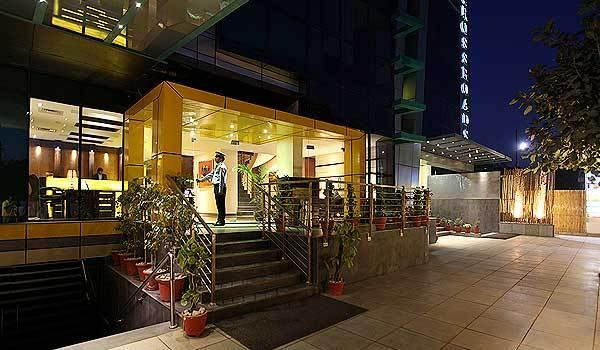 Hotel Crossroads, Gurgaon