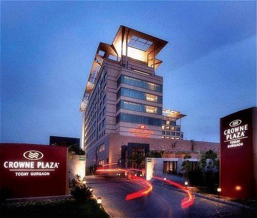 Hotel Crowne Plaza, Gurgaon