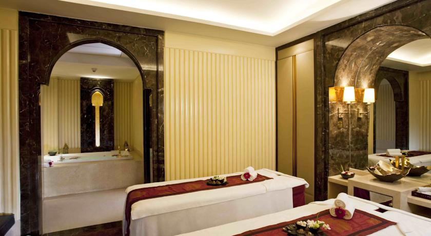 Spa in Hotel Crowne Plaza Mayur Vihar New Delhi