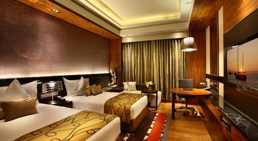 Super Deluxe in Hotel Crowne Plaza Rohini New Delhi