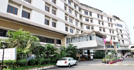 Hotel Daspalla, Visakhapatnam