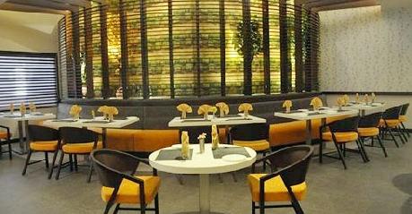 Restaurant-Coffe Shop in Hotel Daspalla, Visakhapatnam