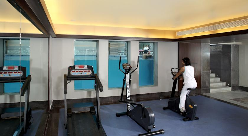 Gym in Hotel Deccan Rendezvous
