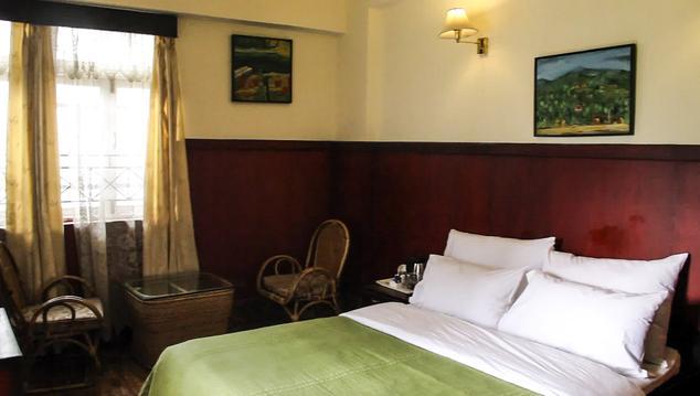 Deluxe in Hotel Delamere