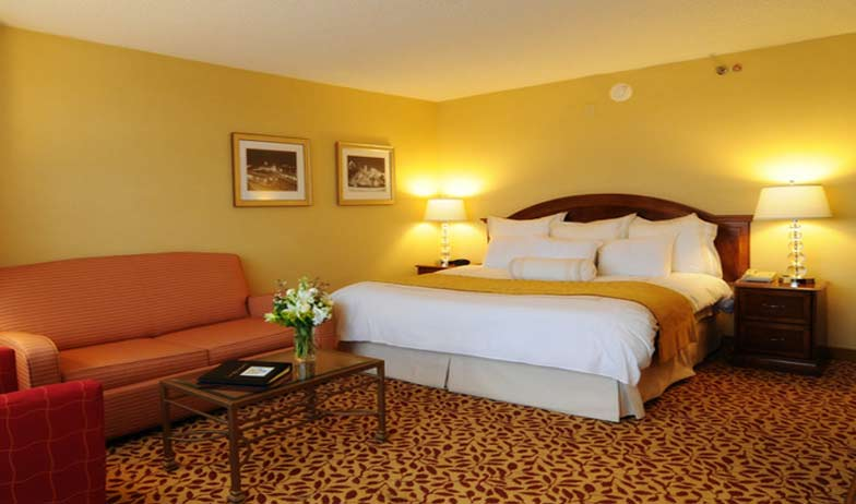 Family Rooms in Hotel Delta International