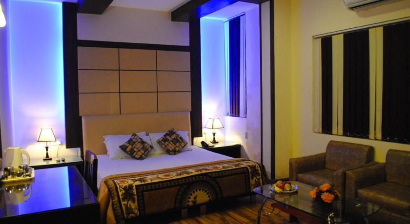 Castle Room in Hotel Doon Castle, Dehradun