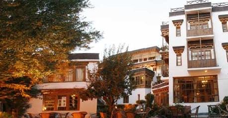 Hotel Dragon, Leh Ladakh2