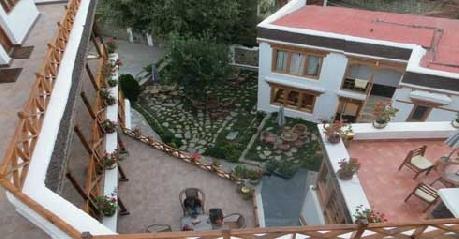 Hotel Dragon, Leh Ladakh