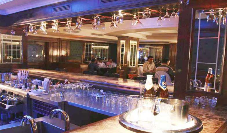 Bar in Hotel Dynasty
