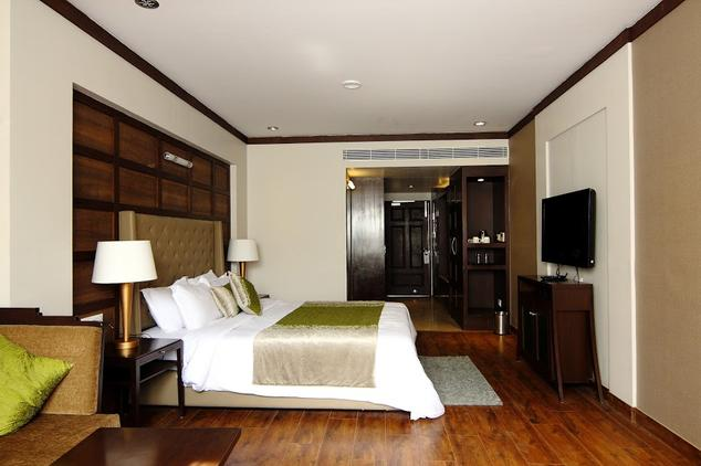Superior Rooms in Hotel Earls Court