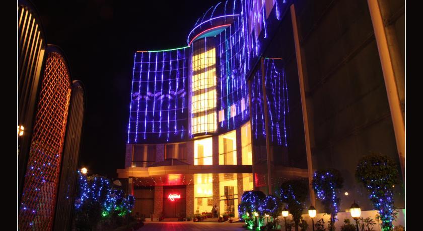 Hotel East Park Bilaspur