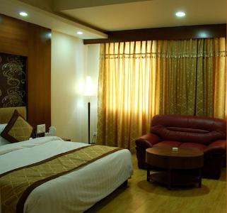 Deluxe in Hotel East Park Bilaspur