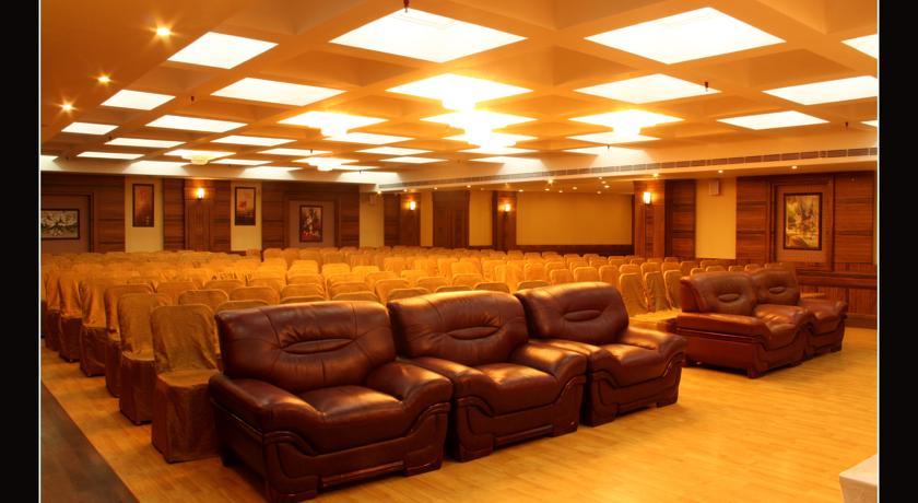 Meeting in Hotel East Park Bilaspur