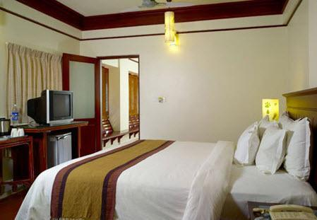 Suite Room in Hotel Elephant Court Periyar