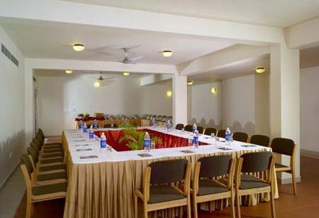 Meeting in Hotel Elephant Court Periyar