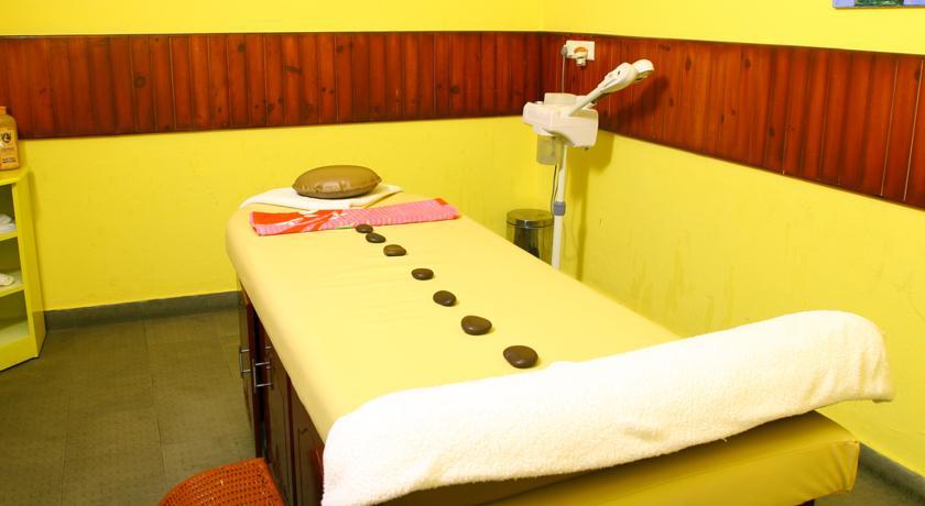 Spa Treatment in Hotel Elephant Court Periyar