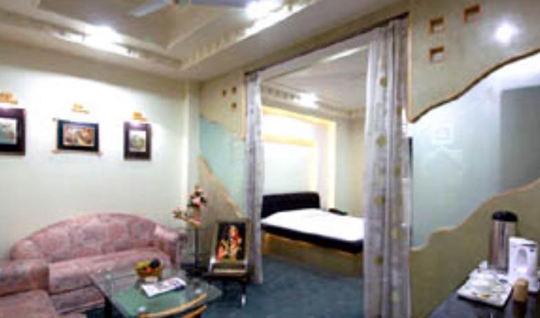 Royal Room in Hotel Embassy Ajmer