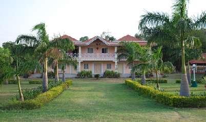 Kishkindha Heritage Resort